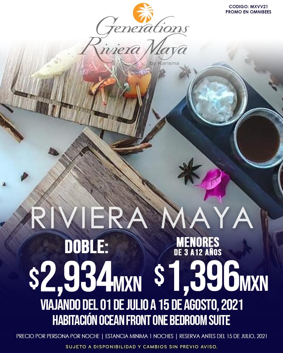 GENERATION RIVIERA MAYA
